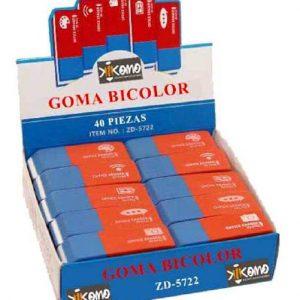 Goma bicolor