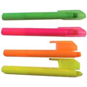 Resaltador de textos en Gel en 4 colores