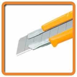 Cutters, exactos o navaja