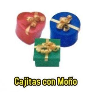 Cajitas con Moños
