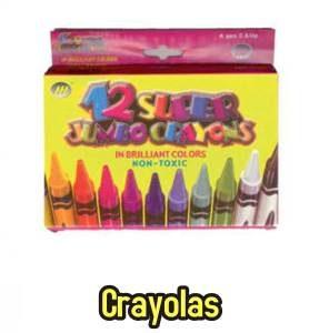 Crayones de Colorea
