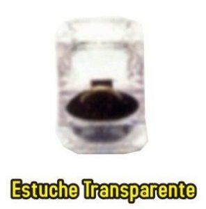 Estuches transparentes