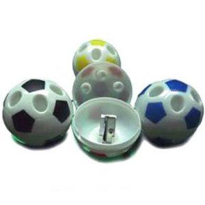 Sacapuntas balón de fútbol
