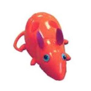 Sacapuntas plástico figura de ratón