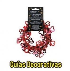 Guías decorativas