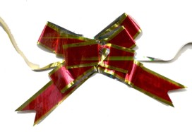 linea moños para envolturas de regalo
