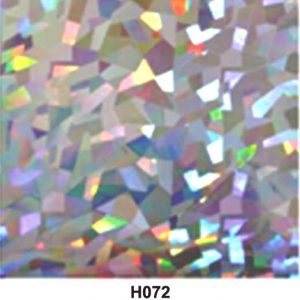 Papel holograma para envoltura de regalos