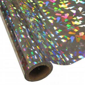Papel holograma impreso en rollo