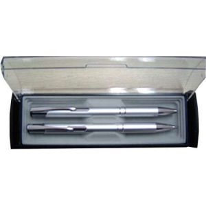 Set de bolígrafo con lapicero